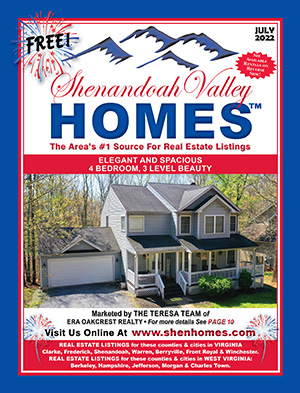 March 2018 Shenandoah Valley Homes