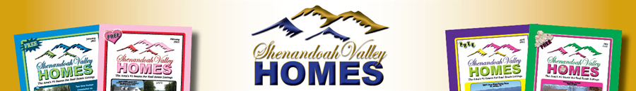 Shenandoah Valley Homes Logo